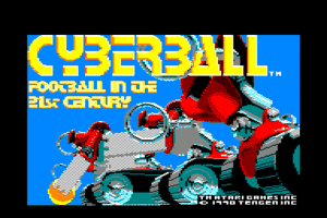 Cyberball 0