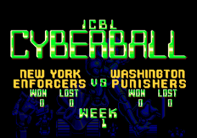 Cyberball 4