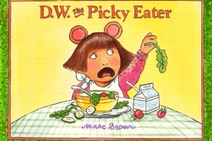 D.W. the Picky Eater 0