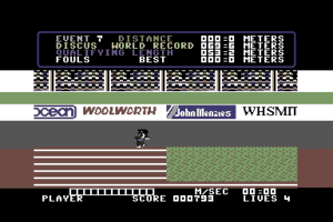 Daley Thompson's Decathlon 9