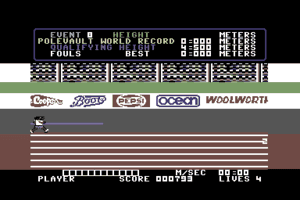 Daley Thompson's Decathlon 10