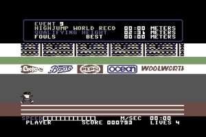 Daley Thompson's Decathlon 11