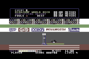 Daley Thompson's Decathlon 12