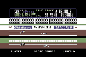 Daley Thompson's Decathlon 2