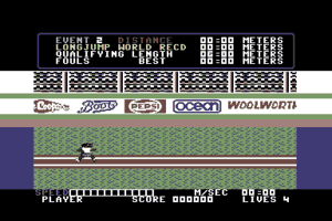 Daley Thompson's Decathlon 3