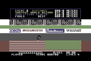 Daley Thompson's Decathlon 4