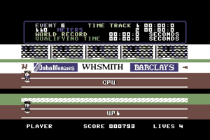 Daley Thompson's Decathlon abandonware