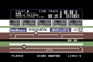 Daley Thompson's Decathlon 8