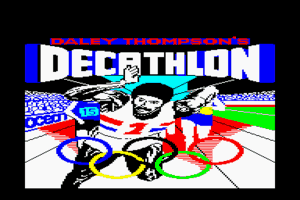 Daley Thompson's Decathlon 0