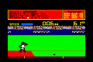 Daley Thompson's Decathlon 6