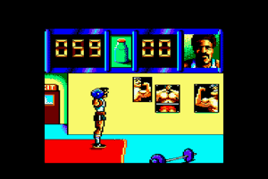Daley Thompson's Olympic Challenge 6