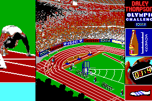 Daley Thompson's Olympic Challenge 7