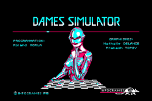 Dames Simulator 0