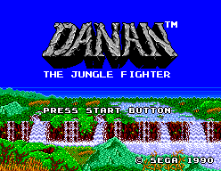 Danan the Jungle Fighter 0