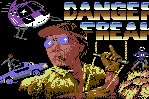 Danger Freak abandonware