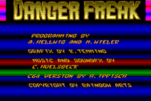 Danger Freak 1