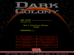 Dark Colony 1
