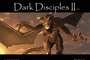 Dark Disciples 2 1