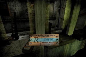Dark Fall: The Journal abandonware
