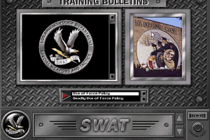Daryl F. Gates' Police Quest: SWAT abandonware