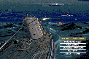Das Boot: German U-Boat Simulation 0