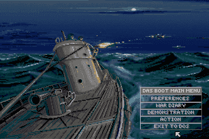 Das Boot: German U-Boat Simulation 1