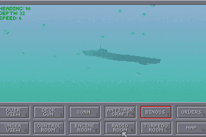 Das Boot: German U-Boat Simulation abandonware
