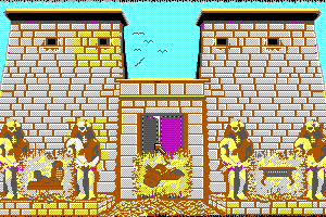 Day of the Pharaoh abandonware