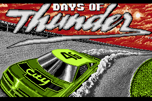 Days of Thunder 0