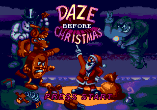 Daze Before Christmas 0