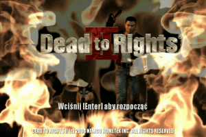 Dead to Rights II 0