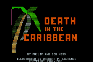 Death in the Caribbean 1