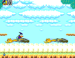 Deep Duck Trouble starring Donald Duck 10