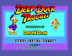Deep Duck Trouble starring Donald Duck 2