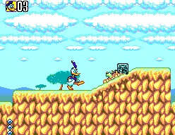 Deep Duck Trouble starring Donald Duck 6