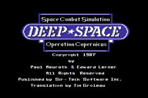 Deep Space: Operation Copernicus 0