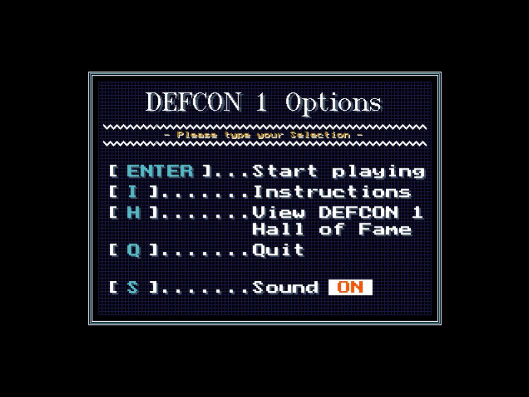 Download Defcon 1 - My Abandonware