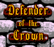 Defender of The Crown 0