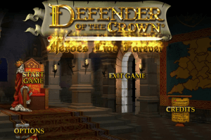 Defender of the Crown: Heroes Live Forever 0