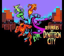 Defenders of Dynatron City 0
