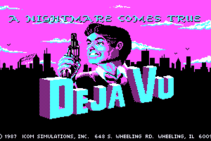 Deja Vu: A Nightmare Comes True!! 0
