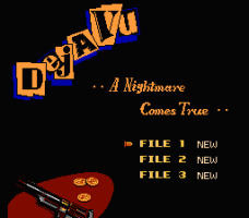Deja Vu: A Nightmare Comes True!! 1