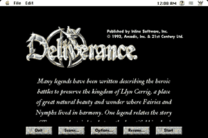 Deliverance: Stormlord II 0