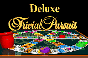 Deluxe Trivial Pursuit 0