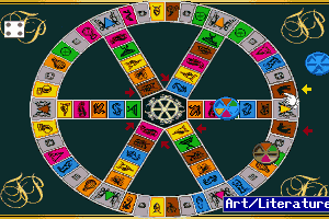 Deluxe Trivial Pursuit 1