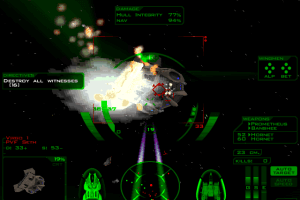 Descent: Freespace - Silent Threat abandonware