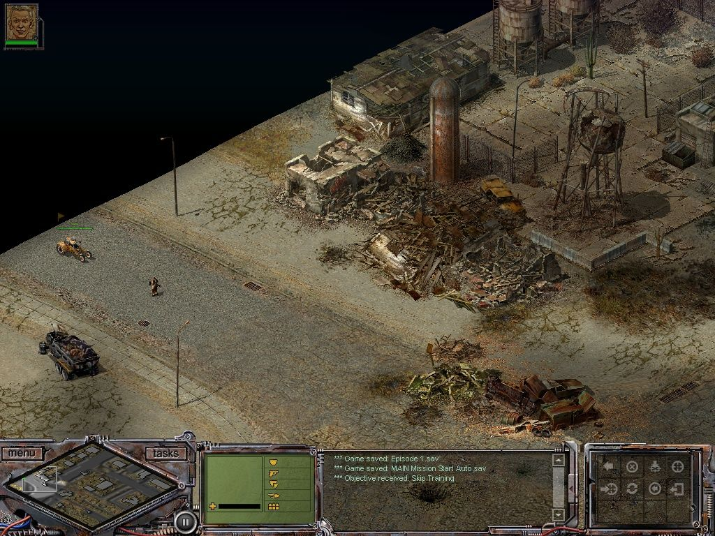 Desert Law (Windows) - My Abandonware