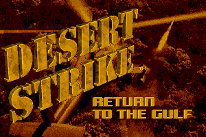 Desert Strike: Return to the Gulf 0