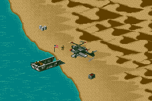Desert Strike: Return to the Gulf 22