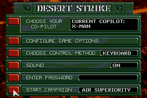 Desert Strike: Return to the Gulf 4